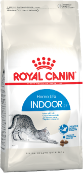 Royal Canin Indoor 27 Корм сухой для кошек от 1 до 7 лет, живущих в помещении