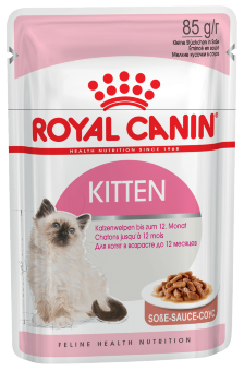 Royal Canin Kitten Instinctive 85 гр.